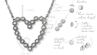 Designer's Perspective: Lisa Spayd-Sendre on Twinkle Heart
