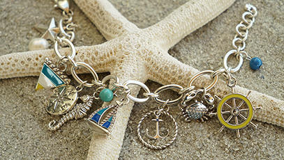 Designer's Perspective: Lisa Spayd-Sendre on Nautical Jewelry