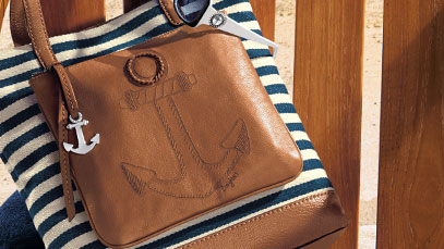 A Closer Look: Coastal Handbag Collection