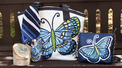 Designer's Perspective: Catherine Hong on Butterfly Bleu