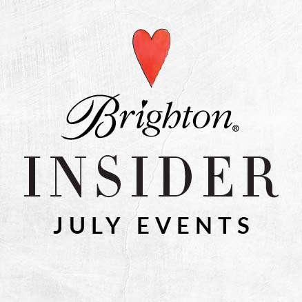 floral In-Store Events in July