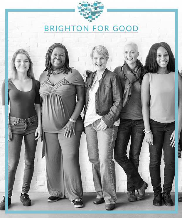 Brighton for a good cause