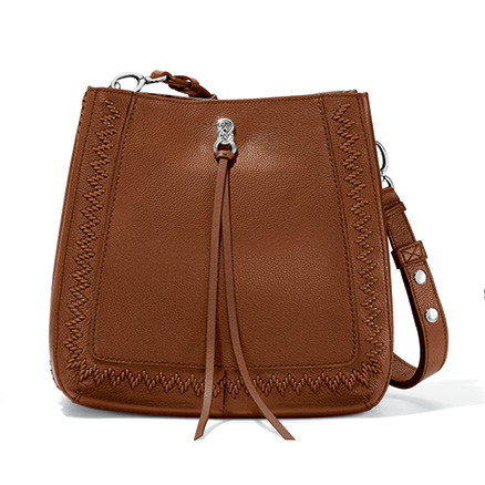 New Georgia Bag in the new bourbon color