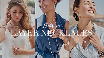 Current Obsessions: Layering Necklaces