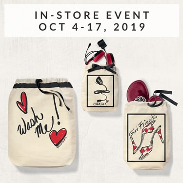 In-Store Travel Set Promotion