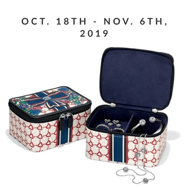 Heart cover jewelry case Set Promotion