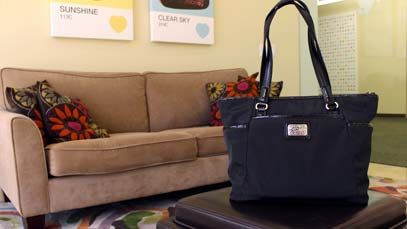 What Fits In The Bag: Rudy Everyday Tote