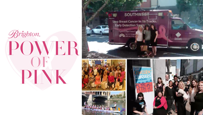 Brighton Gives Back: Power of Pink