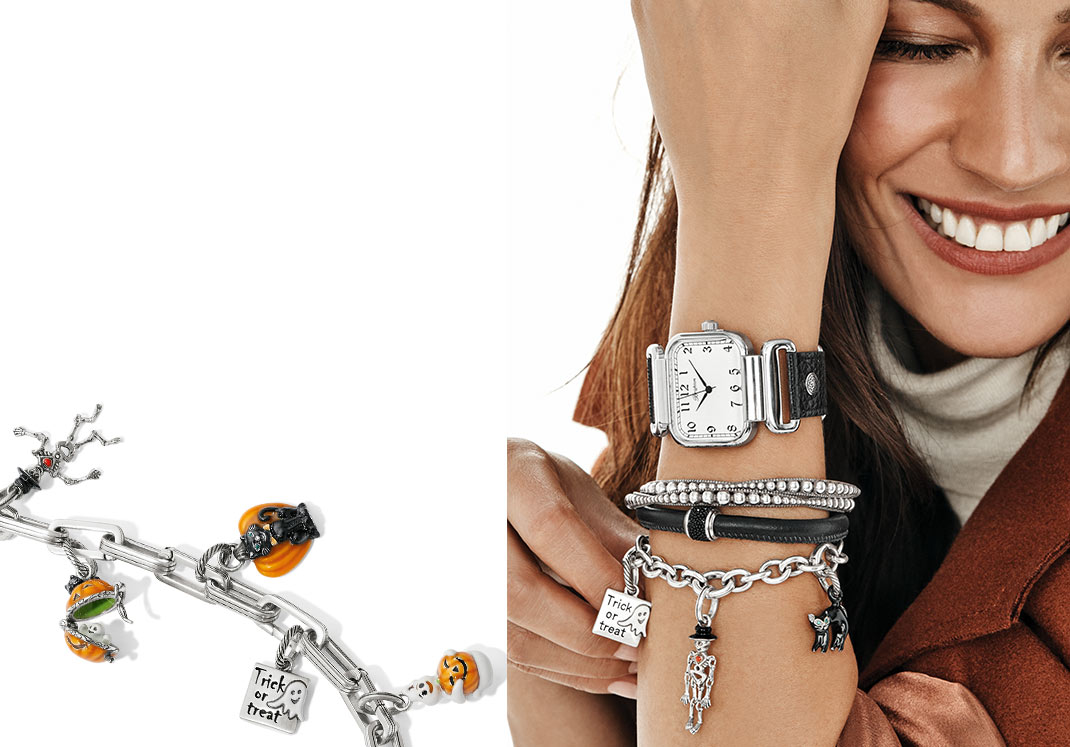 Halloween Charms & Beads Collection