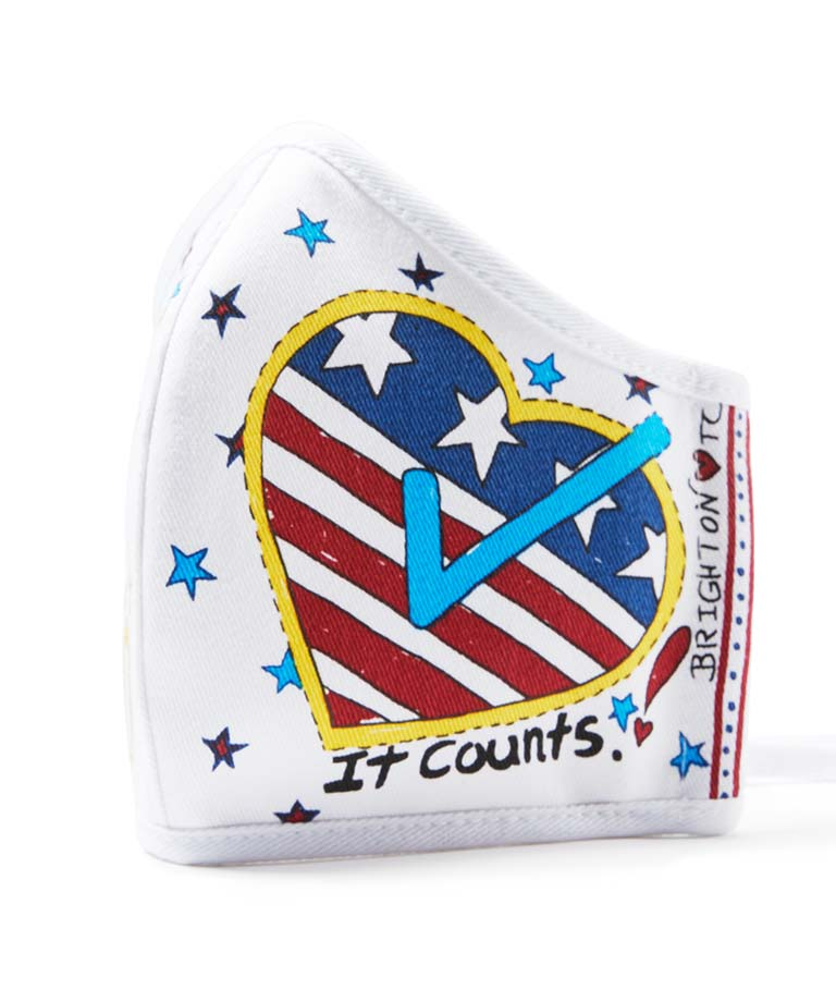 Free Your Vote Counts Face Mask Set