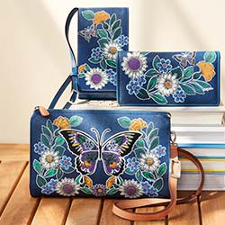 Botanical Garden print wallets