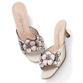 Cherry Sandals from the Sakura Collection