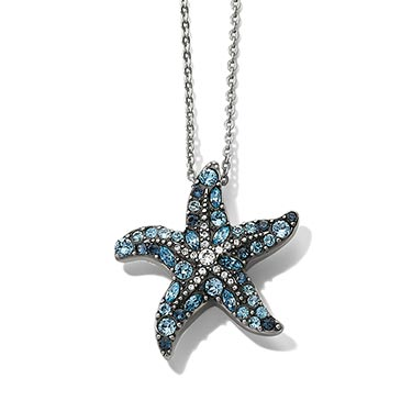 New Starfish necklace
