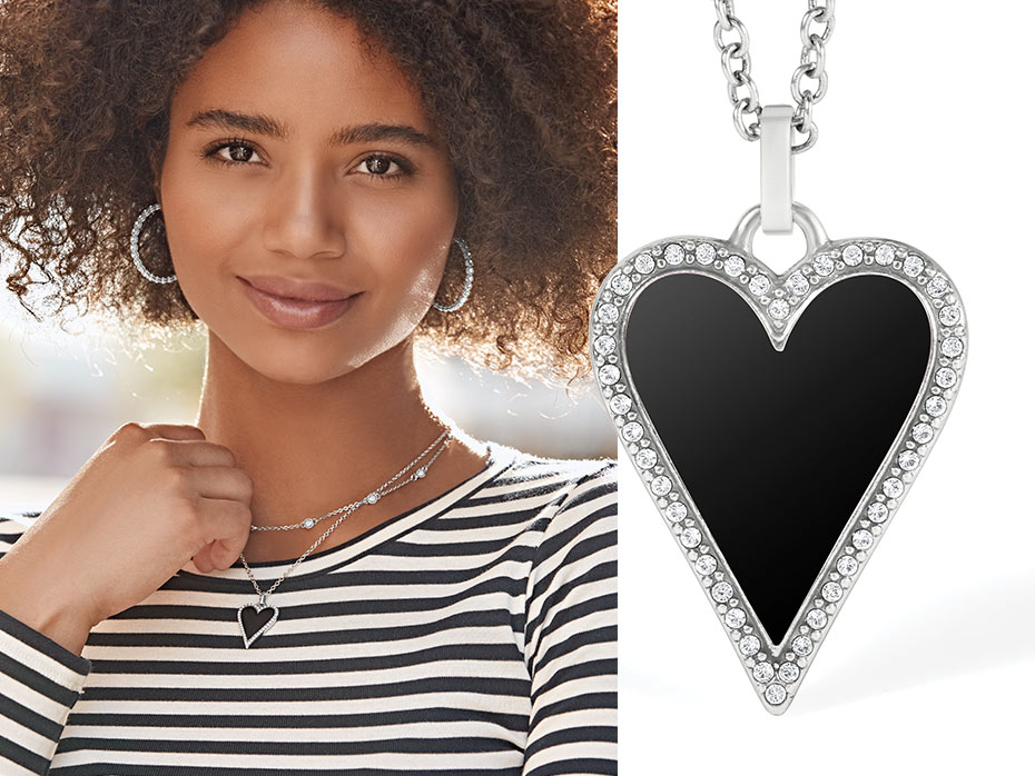 Dazzling Love Necklace - Gift With Purchase
