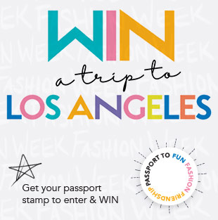 WIN A TRIP TO LOS ANGLES