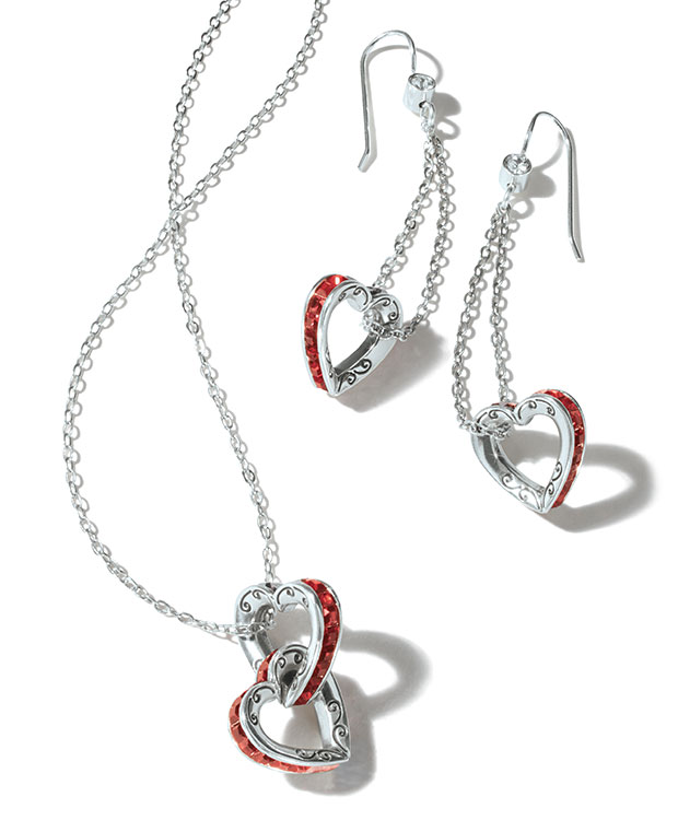 Close Up Of Alcazar Jewelry Boxed Gift Set