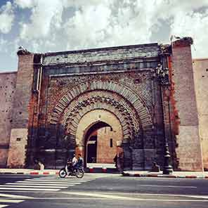 Photo of Marrakesh gateway