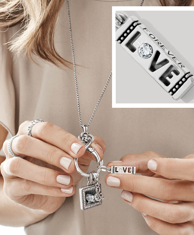 Model With Charms Collection