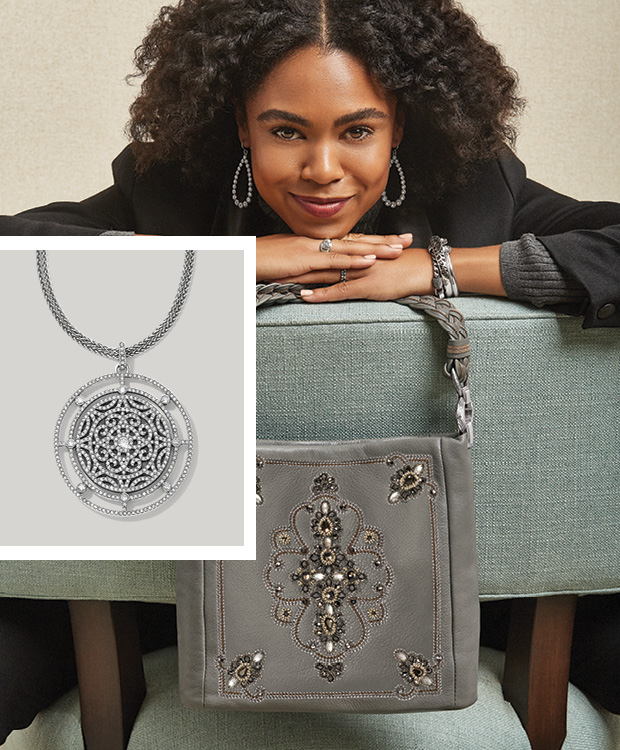 Model With Charms