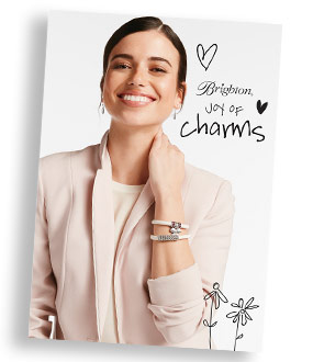 THE CHARMS OF SPRING Create your very own jewelry with this season's charms! SHOP NOW