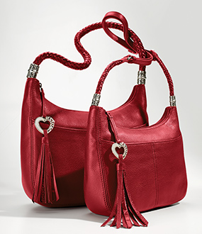 CRIMSON CRUSH This perennially popular hue adds a pop of color to your look. SHOP RED ACCESSORIES
