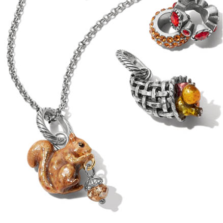 New Fall Charm Jewelry