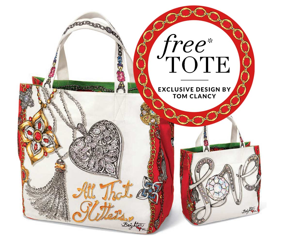 Free Tote promotion