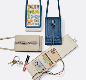 Brighton crossbody handbags