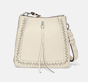 brighton Handbag with light color