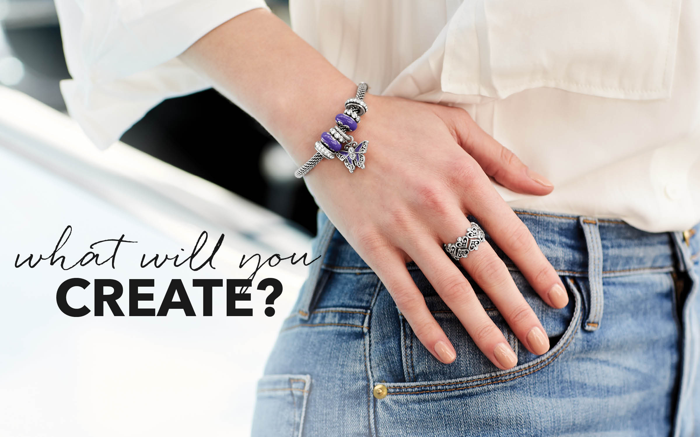 Build Your own Charm Jewelry