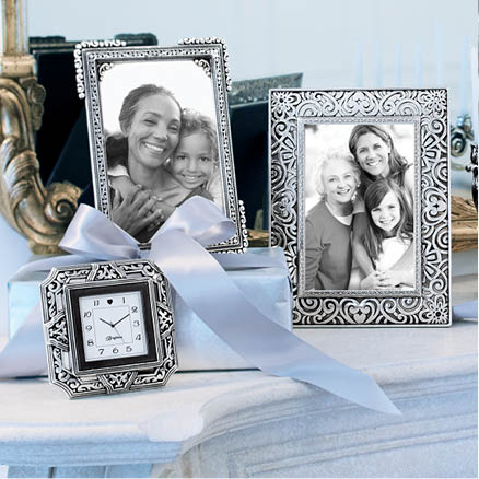 2 pictures frame and a clock from brighton