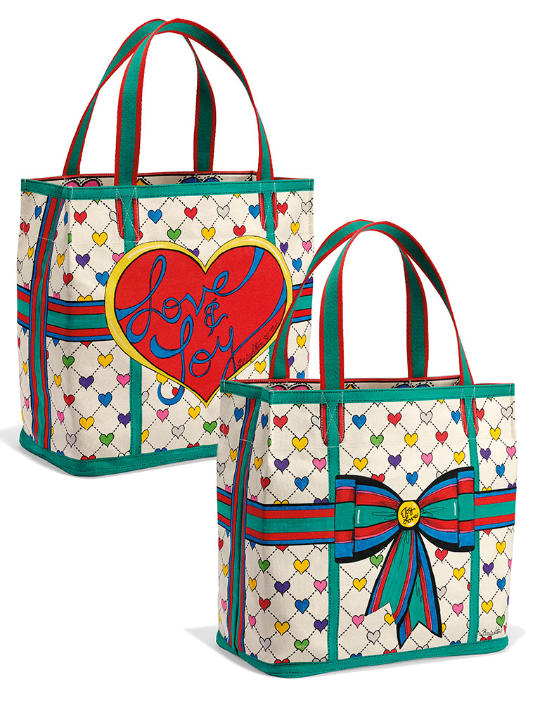 Free Love & Joy Tote
