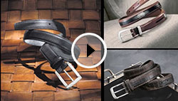 Inspiration: Men's Belts