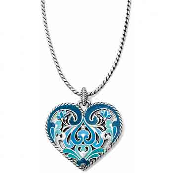 Volare Heart Convertible Necklace