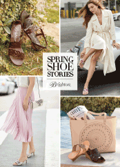 Spring Shoes Stories