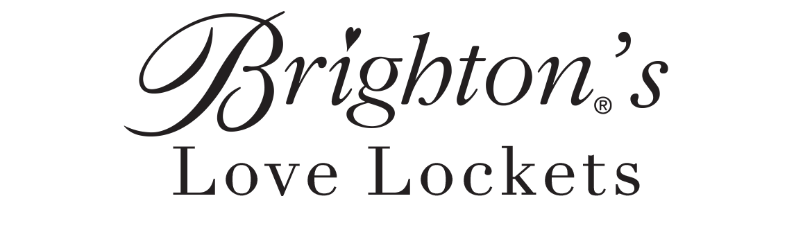Brighton's Love Lockets Logo