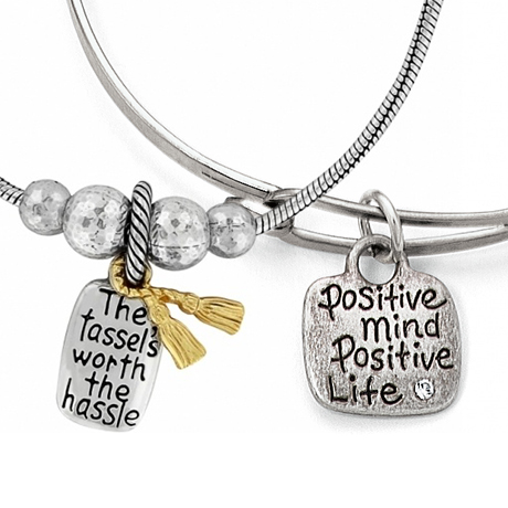 Graduation & Art & Soul Positive Bracelet