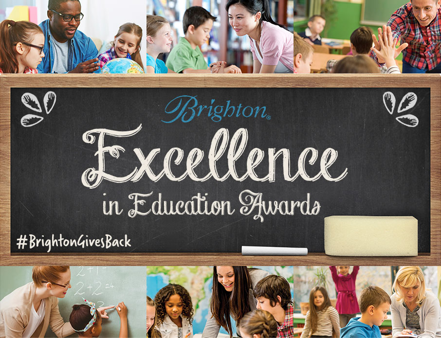 Brighton Excellence in Education Awards