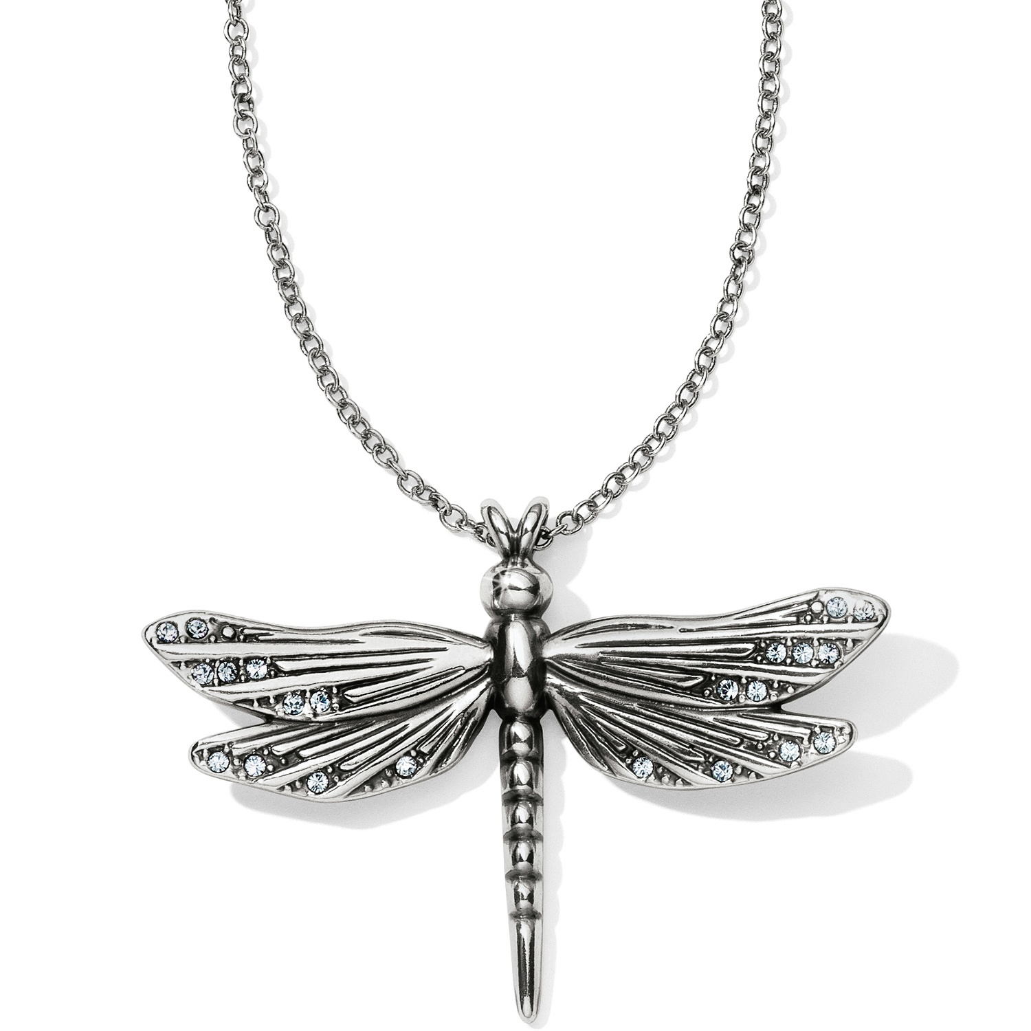 Photo Of Solstice Dragonfly Necklace