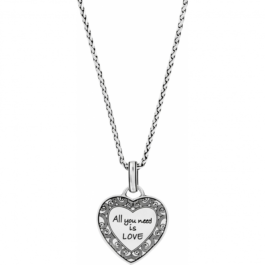Crystal voyage crystal voyage heart necklace necklaces crystal voyage heart necklace mozeypictures Images