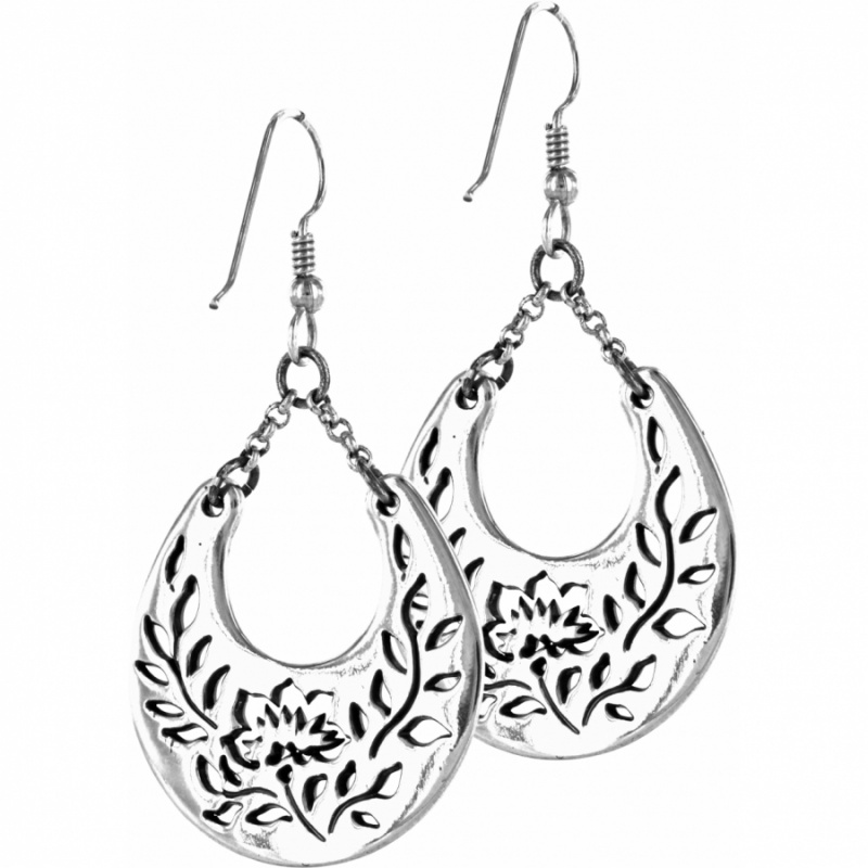 brighton french wire earrings sketch coloring page
