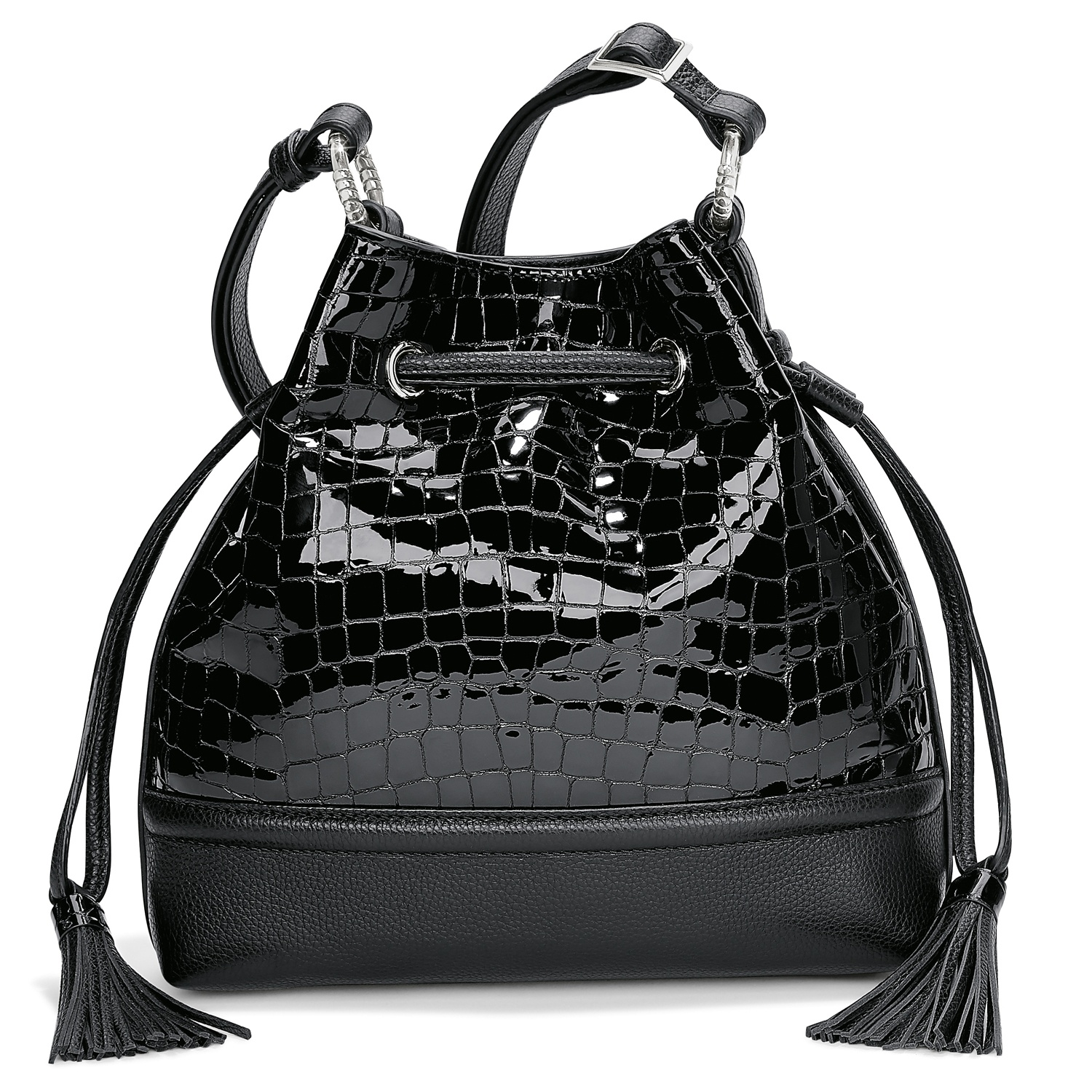 Christa Small Bucket Bag In