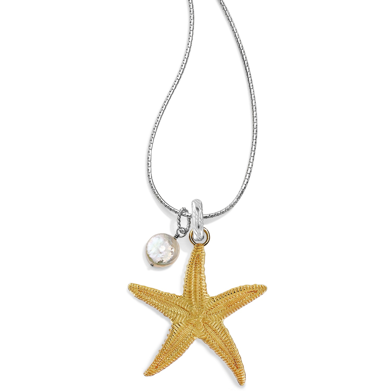 7bce991c5 Under the Sea Under The Sea Convertible Starfish Necklace Necklaces