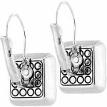 Regina Leverback Earrings