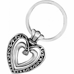 Ellington Heart Key Fob