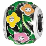 ABC Mini Flower Child Bead