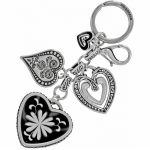 Water Lily Handbag Charm Alternate View