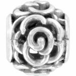 ABC Twinkle Rose Bead Alternate View