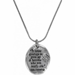 It Takes Courage Necklace