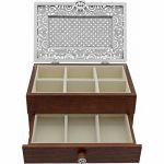 Lacie Daisy Jewelry Chest Alternate View